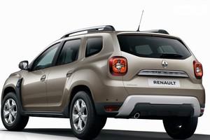 Renault Duster 1.6 MT (115 л.с.) AWD Intense