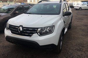 Renault Duster 1.6 MT (115 л.с.) AWD Life