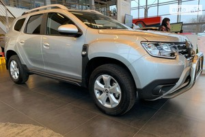 Renault Duster 1.5 D MT (110 л.с.) AWD Individual