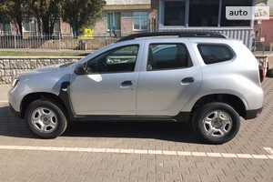Renault Duster 1.6 MT (115 л.с.) Life