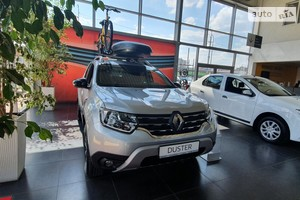 Renault Duster 1.6 MT (115 л.с.) AWD Ultramarine