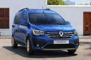 Renault Express 1.5D МТ (95 л.с.) Zen