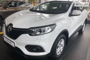 Renault Kadjar 1.2 TCe 6MT (130 л.с.) Life