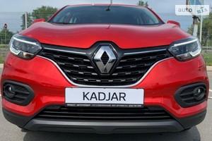 Renault Kadjar 1.5 DCi EDC6 (110 л.с.)  Zen