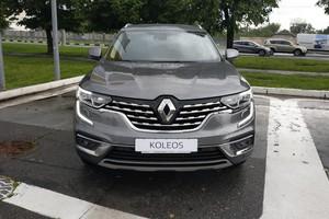 Renault Koleos 2.0 dCi Xtronic CVT (177 л.с.) 4x4 Intense