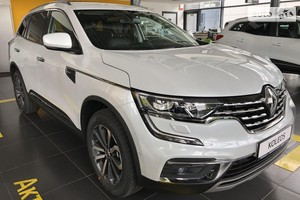Renault Koleos 2.0D CVT (177 л.с.) AWD Intense