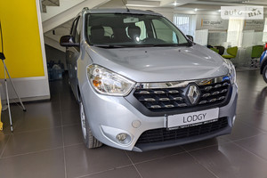 Renault Lodgy 1.5D МТ (90 л.с.) Intense