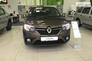 Renault Logan New 1.5d MT (90 л.с.) Zen