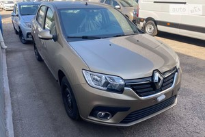 Renault Logan New 1.5DCi 5MT (90 л.с.) Zen