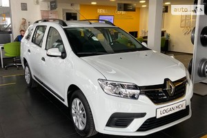 Renault Logan New 1.5DCi 5MT (90 л.с.) Life+