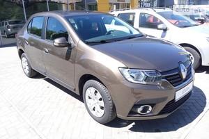 Renault Logan New 1.5d MT (90 л.с.) Zen