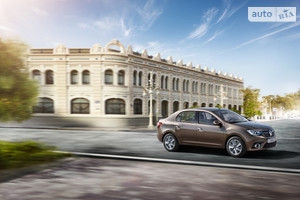 Renault Logan New 0.9 MT (90 л.с.) Zen
