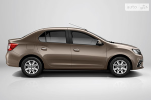 Renault Logan New 0.9 AT (90 л.с.) Life+
