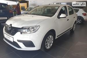 Renault Logan New 1.0 MT (73 л.с.) Life+