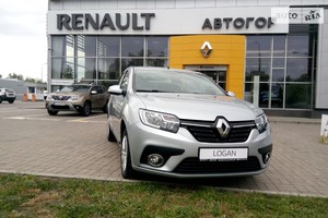 Renault Logan 1.0 MT (73 л.с.) ГБО Individual