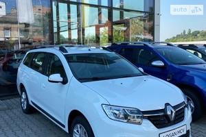 Renault Logan New 1.5DCi 5MT (90 л.с.) Zen