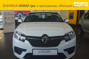 Renault Logan New 1.5d MT (90 л.с.) Life+
