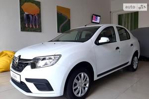 Renault Logan New 1.5d MT (90 л.с.) Life+
