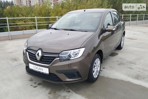 Renault Logan 1.0 MT (73 л.с.) ГБО Life+