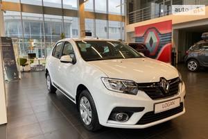 Renault Logan New 0.9 MT (90 л.с.) Life+