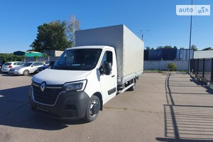 Renault Master груз. PCC 1L4 5 P6 2.3D MT (165 л.с.) L4H1 4500