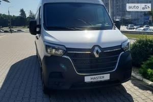 Renault Master груз. 2.3D MT (165 л.с.) L4H3 4500