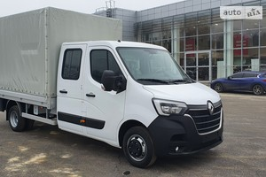 Renault Master груз. Double Cab 2.3D MT (165 л.с.) L4H1 4500