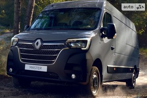Renault Master груз. 2.3D MT (150 л.с.) L4H3 4500