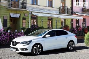 Renault Megane New 1.6 МТ (115 л.с.) Zen