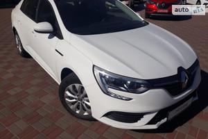 Renault Megane New 1.6 МТ (115 л.с.) Life
