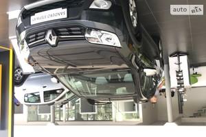 Renault Sandero StepWay 1.5DСi 5МТ (90 л.с.) Zen