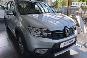 Renault Sandero StepWay 1.5DСi 5МТ (90 л.с.) Stepway+