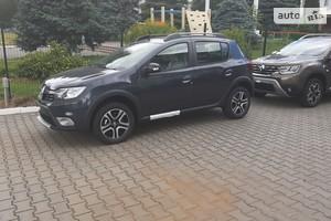 Renault Sandero StepWay 1.5DСi 5МТ (90 л.с.) Ultramarine