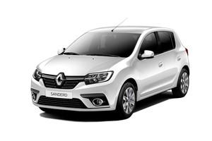Renault Sandero 0.9TCe 5РКП (90 л.с.) Life+