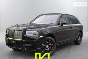 Rolls-Royce Cullinan 6.7 AT (571 л.с.) AWD