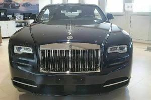 Rolls-Royce Wraith 6.6 AT (635 л.с.)