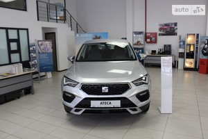 SEAT Ateca 1.5 TSI DSG (150 л.с.) Style
