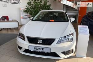 SEAT Leon 1.6 TDI AT (115 л.с.) Style