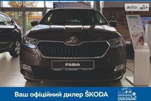 Skoda Fabia 1.0 TSI DSG (110 л.с.) Style