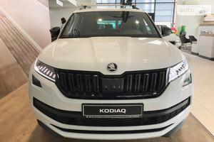 Skoda Kodiaq 2.0 TSI AT (180 л.с.) 4x4 Sportline