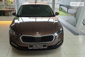 Skoda Octavia 1.5 TSI MT (150 л.с.) Ambition