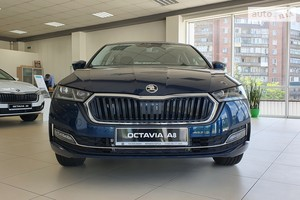 Skoda Octavia 1.4 TSI AT (150 л.с.) Style