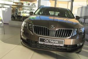 Skoda Octavia A7 New 1.4 TSI AT (150 л.с.) Ambition