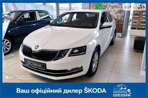 Skoda Octavia A7 New 1.4 TSI AT (150 л.с.) Individual