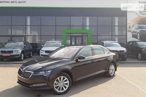 Skoda Superb 2.0 TDI DSG (190 л.с.) CR  Style
