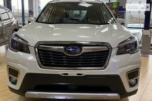 Subaru Forester 2.5i-S ES CVT Lineartronic (184 л.с.) AWD Premium
