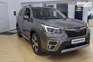 Subaru Forester 2.5i-S ES CVT Lineartronic (184 л.с.) AWD Premium