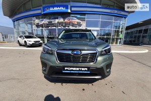 Subaru Forester 2.0i-L ES CVT Lineartronic (156 л.с.) AWD Touring