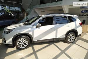 Subaru Forester 2.0i-L ES CVT Lineartronic (156 л.с.) AWD Individual
