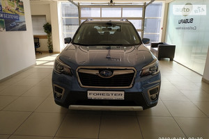 Subaru Forester 2.5i-S ES CVT Lineartronic (184 л.с.) AWD Individual